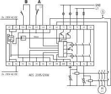 magnetic pull switch shaft switch wiring diagram