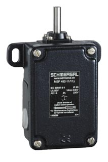 Msp 452 Rotating Spindle Limit Switch Detail Info